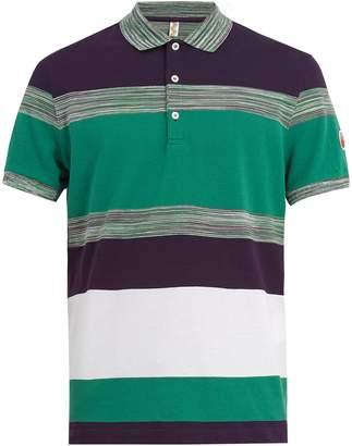 Missoni MARE Striped cotton polo shirt