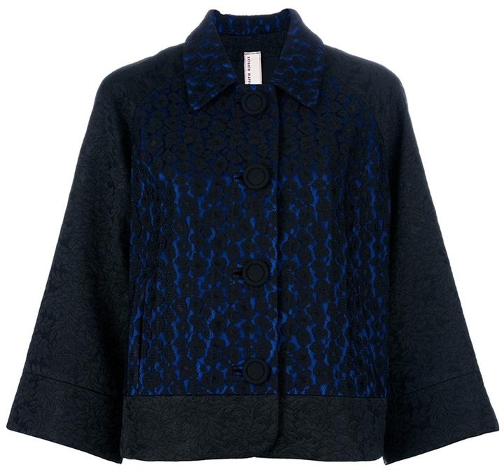 Antonio Marras lace cropped jacket