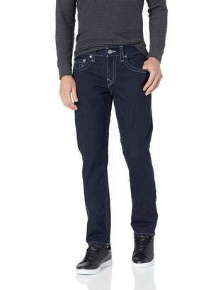 True Religion Men's Geno Slim Straight Jean