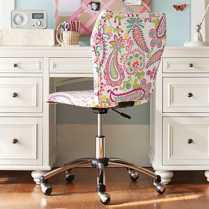 PBteen Swirly Paisley Airgo Chair