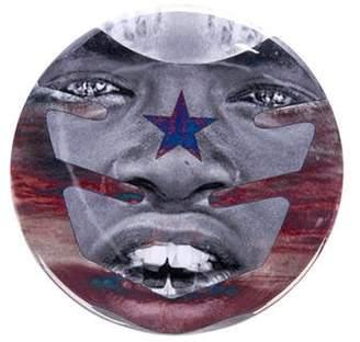 Givenchy Graphic Pin Badge