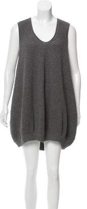 Forme d'Expression Sleeveless Knit Dress