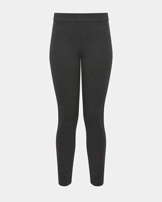 Theory Knit Twill Pull-On Legging