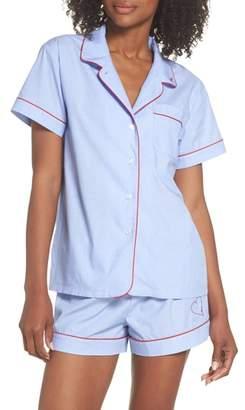 ED Ellen Degeneres Love Heart Short Pajamas