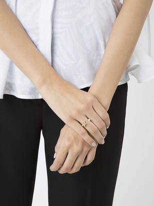 Delfina Delettrez Diamond star piercing ring
