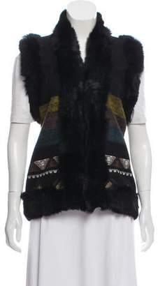 acbd898936e2 Diane Von Furstenberg Rabbit Fur - ShopStyle