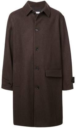 Gosha Rubchinskiy single breasted coat