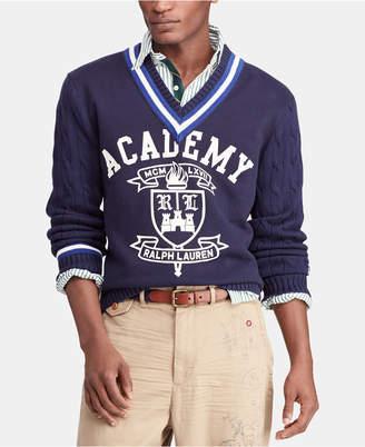Polo Ralph Lauren Men Cricket Sweater