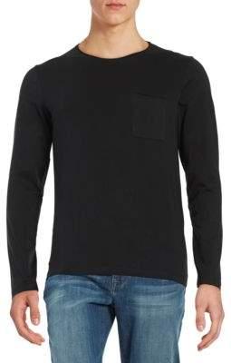 Selected Cotton Pocket Shirt