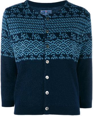 Blue Blue Japan v-neck cardigan $271.79 thestylecure.com