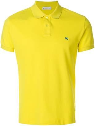 Etro slim Cuba polo shirt