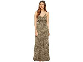 MICHAEL Michael Kors Finley Flounce Maxi Women's Dress