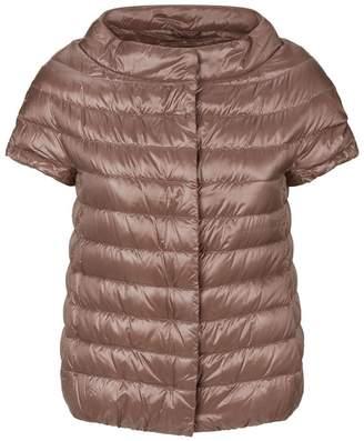 Herno Padded Cap Sleeve Jacket