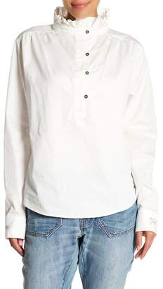 One Teaspoon The Jubilee Ruffled Shirt