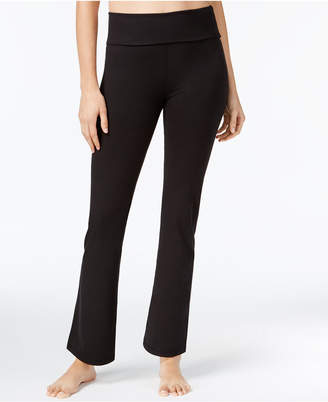 Gaiam Om Nova Bootcut Yoga Pants