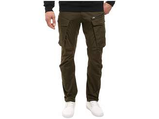 G Star G-Star Rovic Zip 3D Tapered Jeans in Premium Micro Stretch Twill Dark Bronze Green