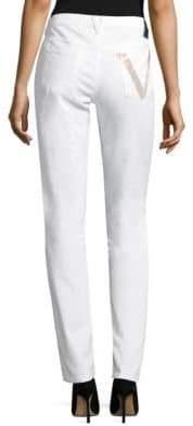 Versace Donna Denim Jeans