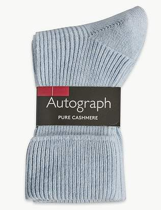 Marks and Spencer Pure Cashmere Socks