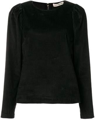 Ulla Johnson round neck corduroy sweater