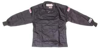 G-force G-FORCE Black Large Single Layer GF125 Driving Jacket P/N 4126LRGBK