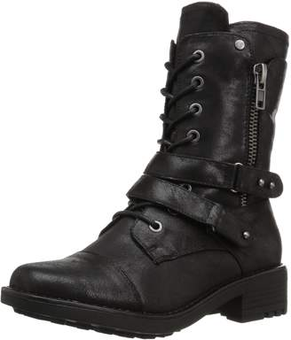 Carlos by Carlos Santana Women's Sage Motorcycle Boot