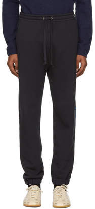 Gucci Black Medley Logo Lounge Pants