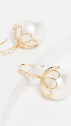 Kate Spade Pearlette French Wire Earrings