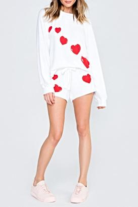 Wildfox Cupids Trail Sweater $108 thestylecure.com