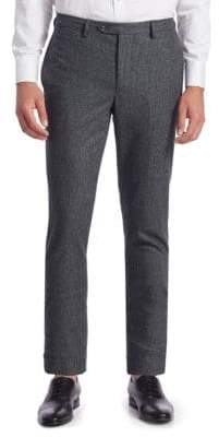 Officine Generale Paul Houndstooth Wool Pants