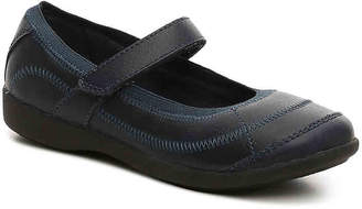 Hush Puppies Reese Youth Mary Jane Flat - Girl's