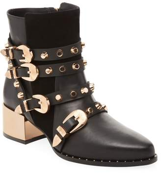 Ivy Kirzhner Women's Circuit Multi-Buckle Boot