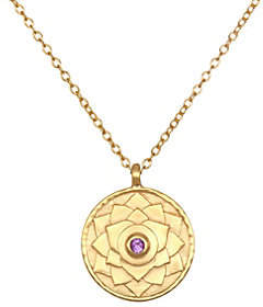"Satya 36"" Gemstone Chakra Necklace"