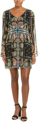 Nanette Lepore My Masterpiece Silk Shift Dress