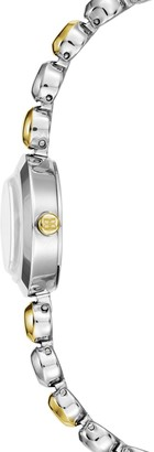 BCBGMAXAZRIA Classic Stainless Steel Bracelet Watch