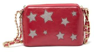 Belle & Bloom Starry Eyes Leather Shoulder Bag