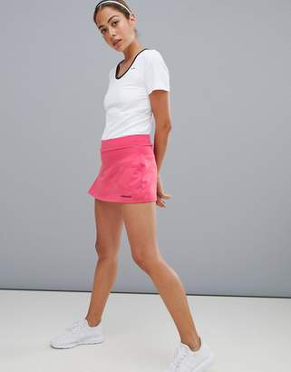 Head performance skirt in pink