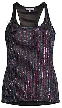 Parker Women's Nakita Beaded Tank Top