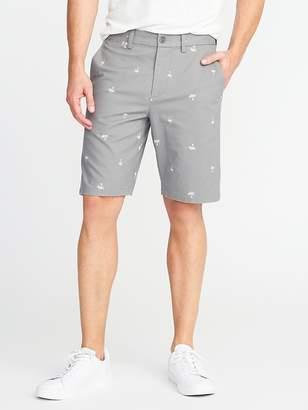 Old Navy Slim Ultimate Built-In Flex Shorts for Men - 10 inch inseam