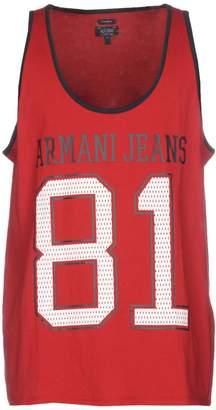 Armani Jeans Tank tops