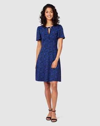 Jeanswest Lizzy Jersey Print Dress