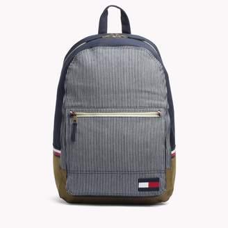 Tommy Hilfiger Railroad Stripe Backpack