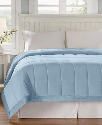 Madison Park Windom King Down Alternative Blanket, Microfiber with 3M Scotchgard moisture management treatment Bedding