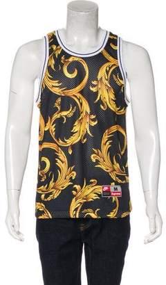 Nike Supreme x Logo Baroque Basketball Jersey