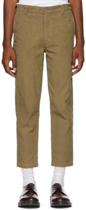 Dickies Construct Brown Corduroy Trousers