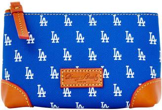 Dooney & Bourke MLB Dodgers Cosmetic Case