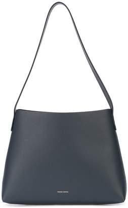 Mansur Gavriel logo embossed shoulder bag