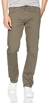 Mavi Jeans Men's Zach Straight Leg Twill