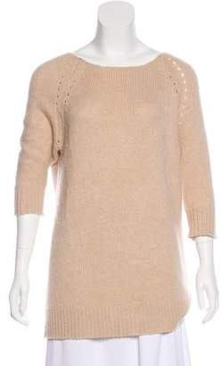 Brochu Walker Cashmere Longline Sweater