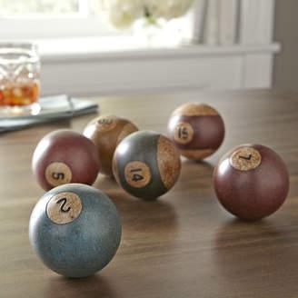 Birch Lane Antiqued Billiard Balls