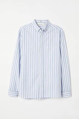 H&M Oxford Shirt Regular fit - White